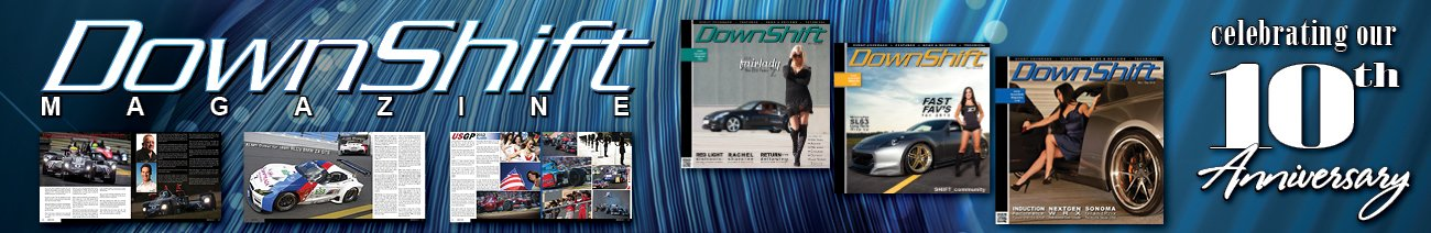 Down Shift Magazine