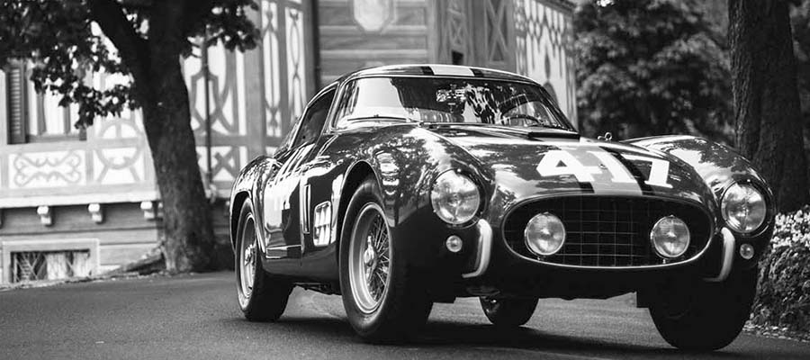 1957 Ferrari 250 GT Tour de France by Scaglietti