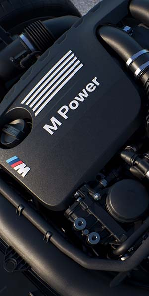 bmw m4 water injection engine 300px